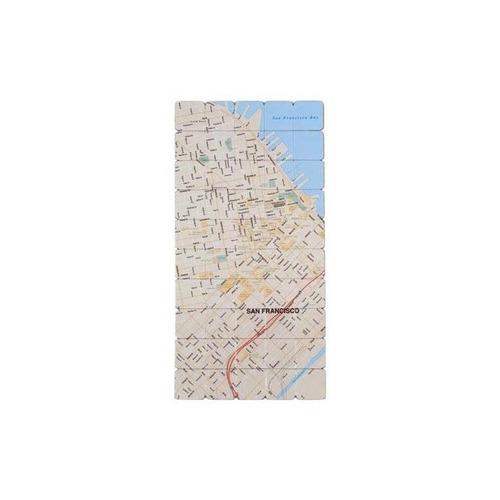 design ideas map magnets, sanfrancisco, juego + envio gratis