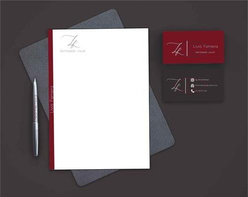 designer gráfico. cartões de visita, banners etc
