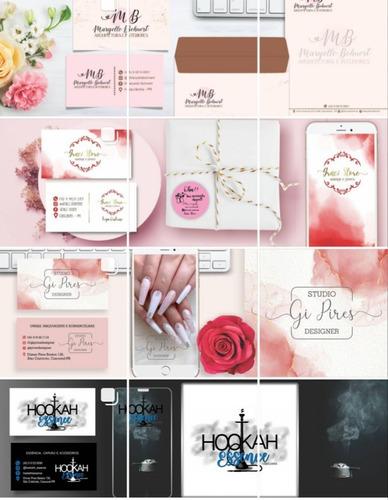 designer gráfico logomarca identidade visual
