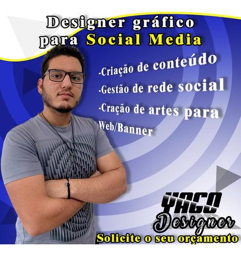 designer gráfico, social media, instagram, arte visual