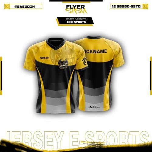 designer jersey e-sports