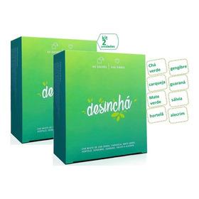 Desincha 60 Sachês ( Kit 2 Unidades )