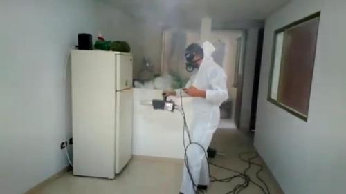 desinfección a vapor de 5'generación, bactericida, 100% ame