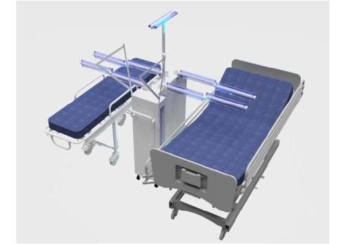 desinfección con luz ultravioleta uv-c para clínicas