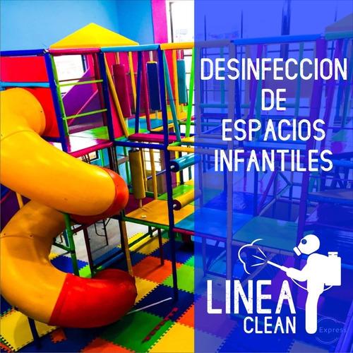 desinfección de ambientes, limpieza, virus, vaporizador