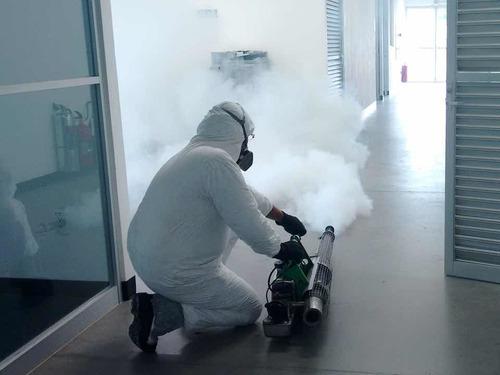 desinfeccion de hogares / locales /negocios