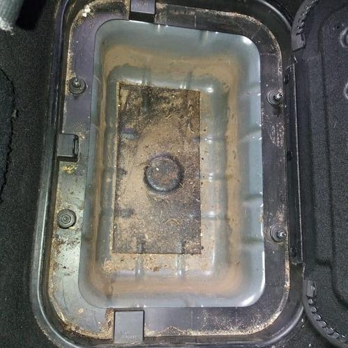 desinfección de interiores de vehículos