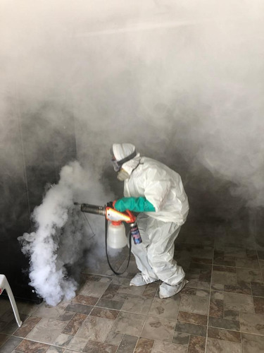 desinfección espacios termonebulizacion limpieza profesional