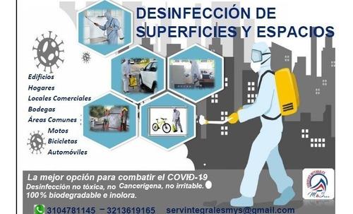 desinfeccion - esterilizacion
