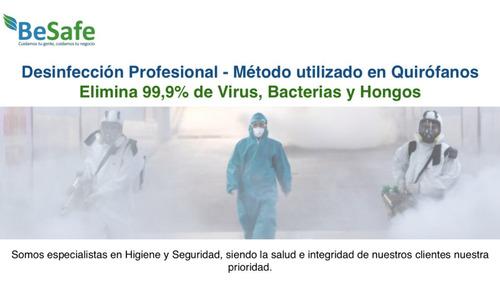desinfección. fumigación. plagas. virus y bacterias