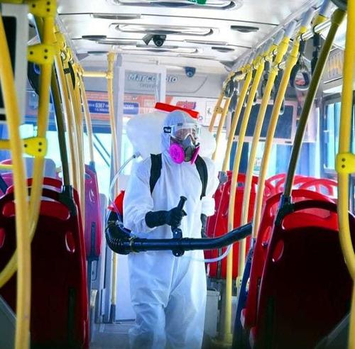 desinfeccion limpieza  hogar empresa virus bacterias