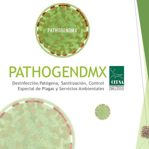 desinfección patógena profesional contravirus