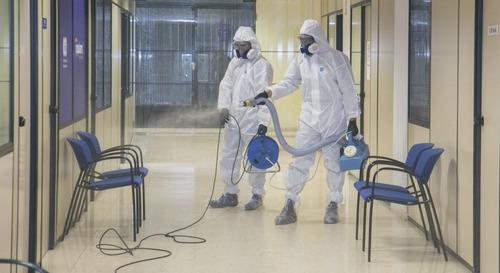 desinfeccion sanitizacion ecologico pandemia virus