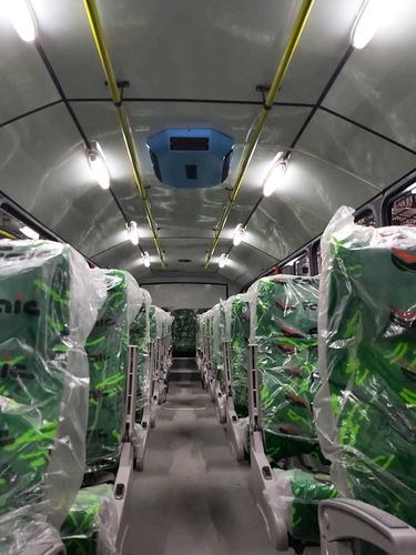 desinfección total transporte publico - equipo de ozono - mb