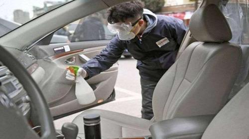 desinfeccion vehiculos