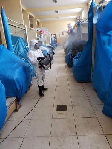 desinfeccion y fumigacion de ambientes