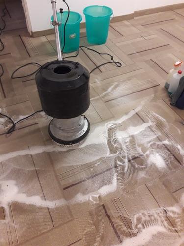 desinfección y limpieza de alfombras- sillónes- colchones