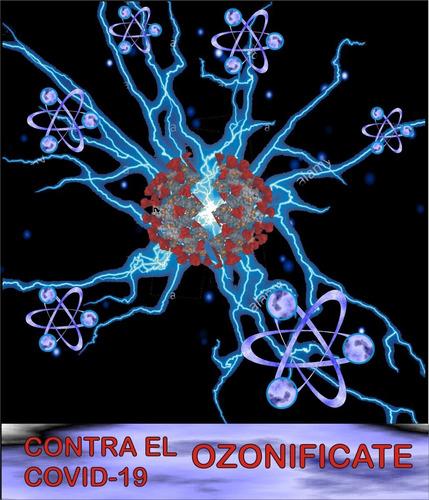 desinfeccion y sanitizacion con ozono