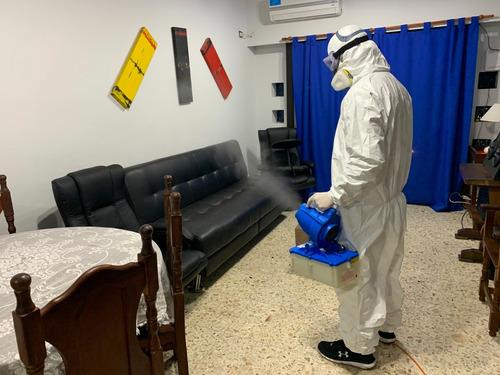 desinfecciones - sanitizaciones - control de plagas