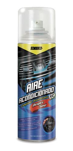 desinfectante auto aire y superficies menta 350ml