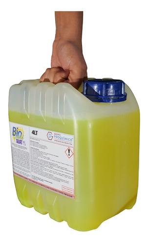 desinfectante de superficies de sales cuaternarias de amonio