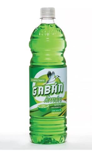 desinfectante gaban litro