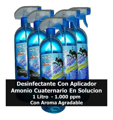 desinfectante vehiculos