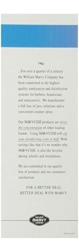 desinfectantes,william marvy desinfectante no.7 irrompib..
