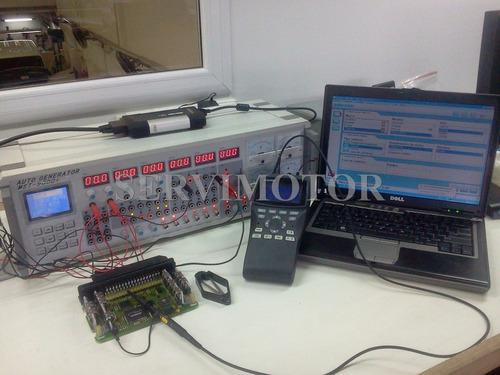 desinmovilizacion ecu - laboratorio autoelectrónica