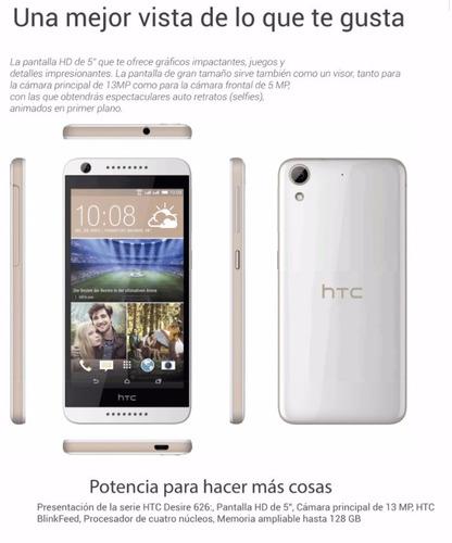 desire 626 celular htc