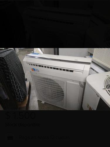 desistalacion de aire acondicionado conservando su gas