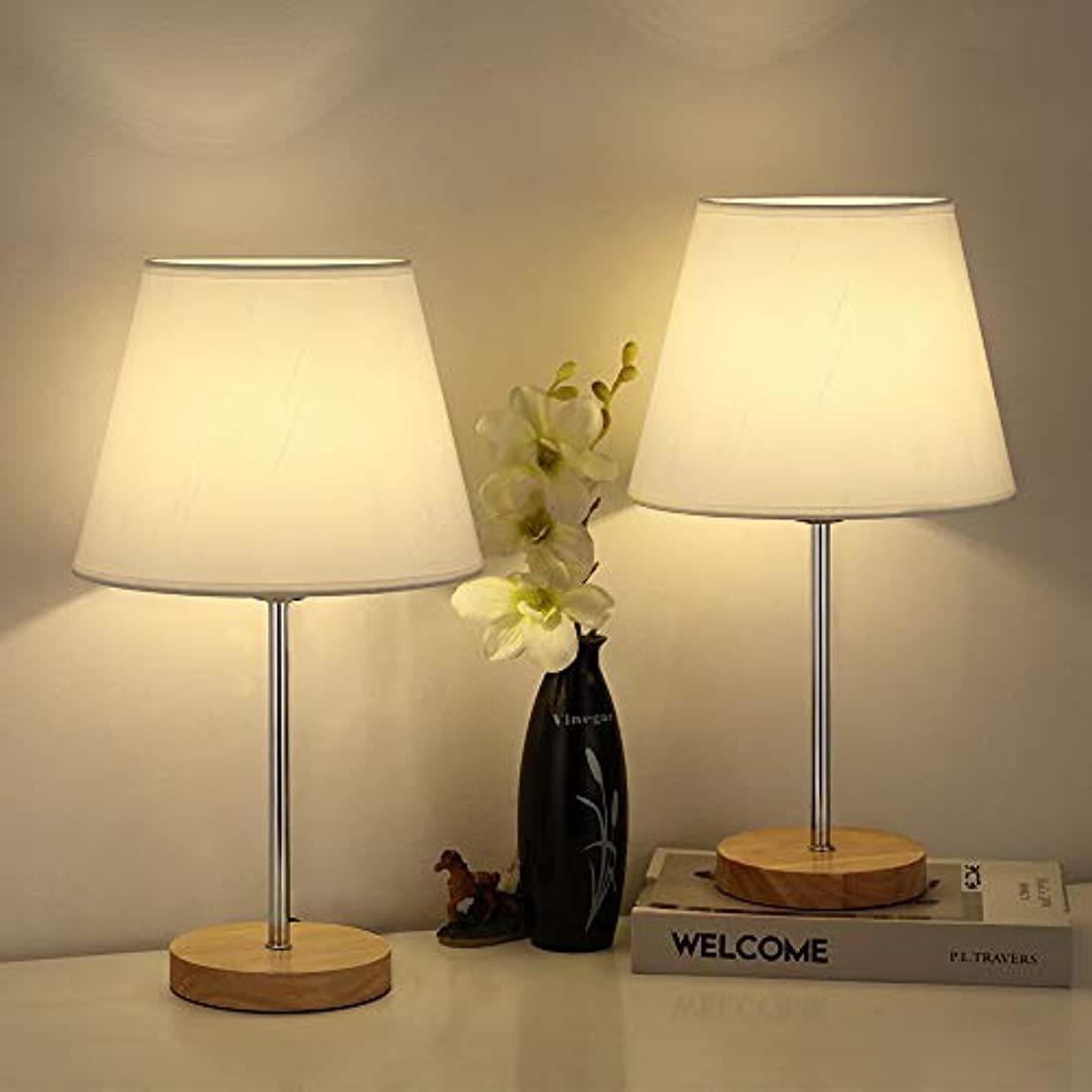 Picture of: Desk Lamp Nightstand Bedside Table Lamps Minimalist Light Se 274 900 En Mercado Libre