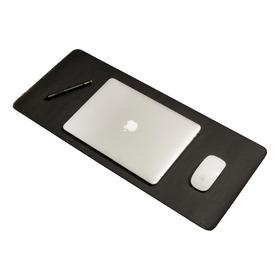 Desk Pad Bullpad 70x30cm Em Couro Sintetico