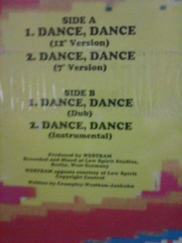 deskee lp vinilo maxi gapul(dance-dance)dialogomusical