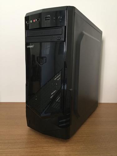 desktop asus h110/ i7 7700/8gb ddr4/1tb/500w - com garantia!