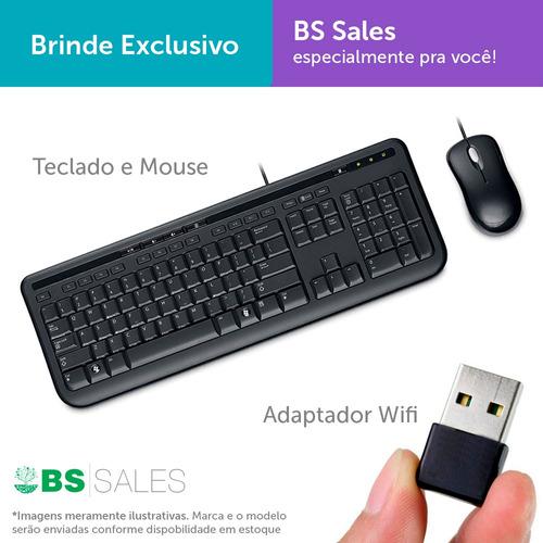 desktop barato dell optiplex 9010int i7 16gb ssd240 mon19w