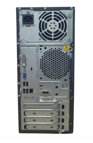 desktop computador lenovo edge72 i3-2120 4gb ram hd 250gb