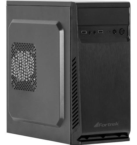 desktop cpu core i5 memoria ram 4gb hd 500gb gabinete novo