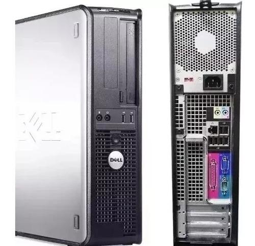 desktop cpu usada computador pc barato 4gb memoria ram