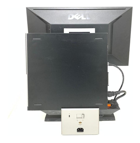 desktop dell 7010 ram 8gb ssd 120gb com monitor 22  pol