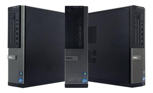 desktop dell corporativo 7010 / i5-3470, 8gb, 500gb, dvd
