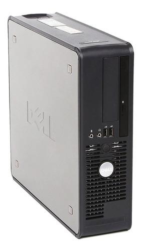 desktop dell mini 755 core 2 duo 2,3 ghz 4gb 500gb seminovo!