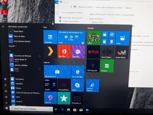 desktop dell optiplex 3050 i5 7°geração