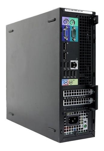 desktop dell optiplex 7010 proc core i3 mem 8gb hd ssd 120gb