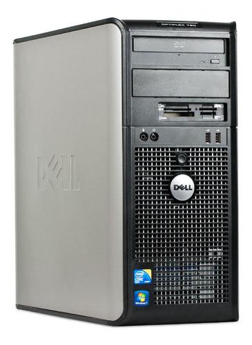 desktop dell optiplex 755 core 2 duo 2gb ddr2 160gb seminovo
