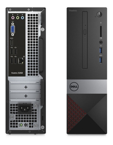 desktop dell vostro vst-3470-a35 i5 8gb 1tb w10 pro tpm 2.0