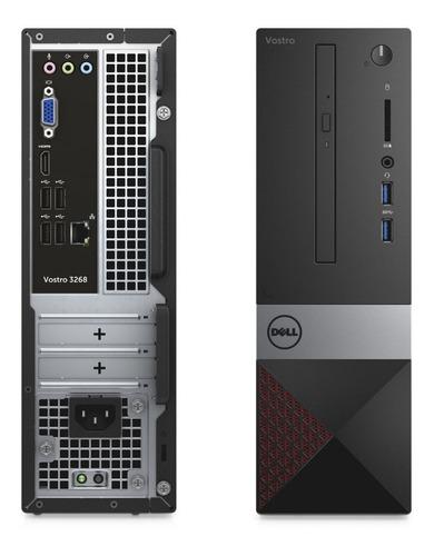 desktop dell vostro vst-3470-a45m i7 8gb 1tb w10pro +monitor