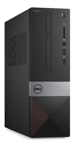 desktop dell vostro vst-3470-u15 i3 4gb 1tb ubuntu tpm 2.0