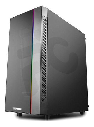 desktop gamer red leeroy amd ryzen 5 3400g 8gb 1tb+120gb ssd