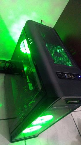 desktop gamer troco por notebook pc ou mac